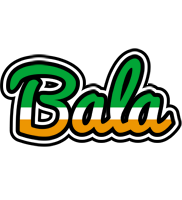 Bala ireland logo