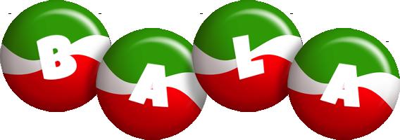 Bala italy logo