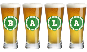 Bala lager logo