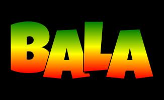 Bala mango logo