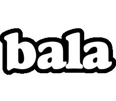 Bala panda logo