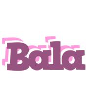 Bala relaxing logo