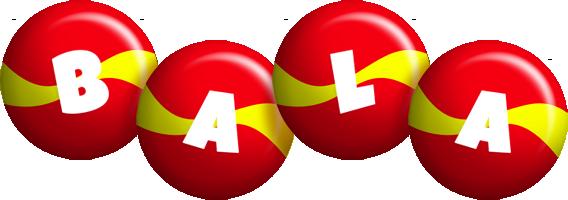 Bala spain logo