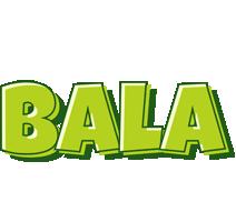 Bala summer logo