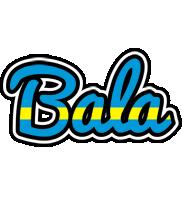 Bala sweden logo
