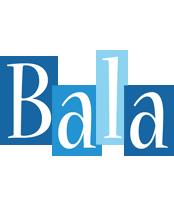 Bala winter logo