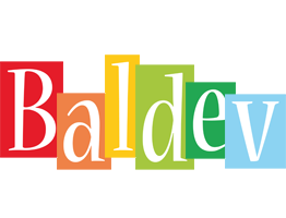 Baldev colors logo