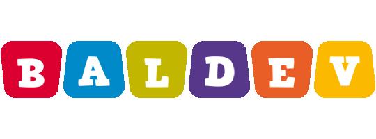 Baldev kiddo logo