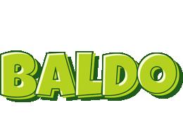 Baldo summer logo