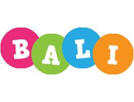 Bali friends logo