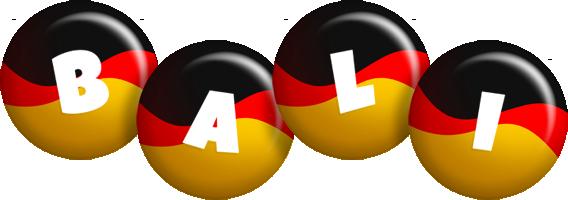 Bali german logo