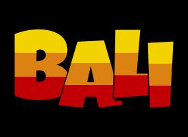 Bali jungle logo