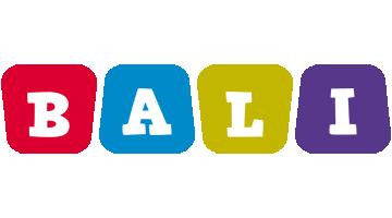 Bali kiddo logo