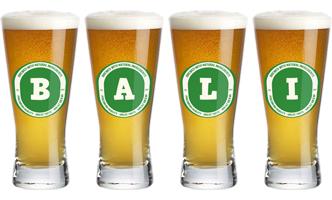Bali lager logo