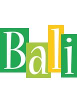 Bali lemonade logo