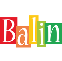 Balin colors logo