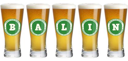 Balin lager logo