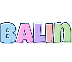 Balin pastel logo