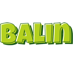 Balin summer logo