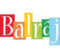 Balraj colors logo