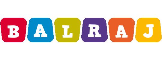 Balraj kiddo logo