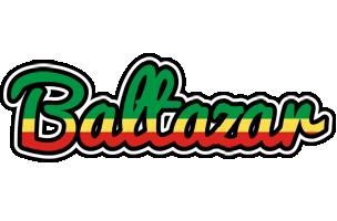 Baltazar african logo