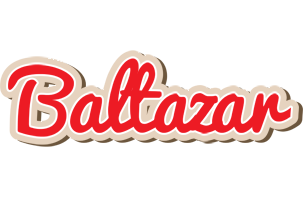 Baltazar chocolate logo
