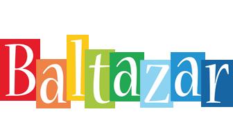 Baltazar colors logo