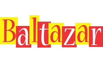 Baltazar errors logo