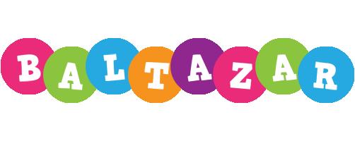 Baltazar friends logo