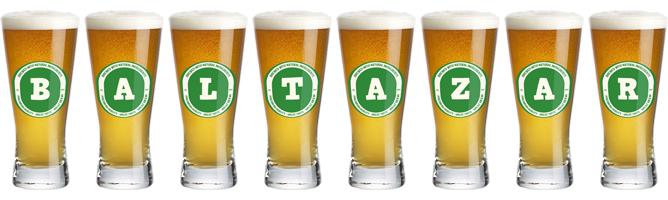 Baltazar lager logo