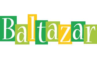 Baltazar lemonade logo