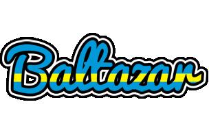 Baltazar sweden logo