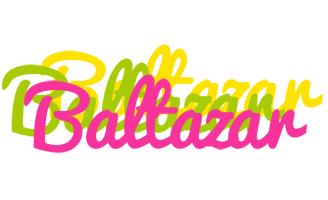 Baltazar sweets logo