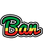 Ban african logo