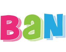 Ban friday logo
