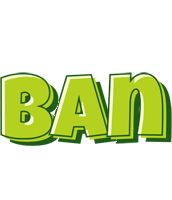 Ban summer logo