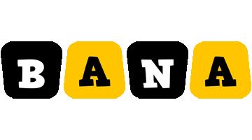 Bana boots logo