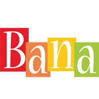 Bana colors logo