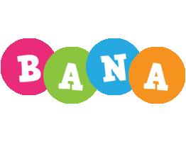 Bana friends logo