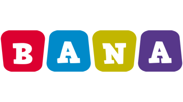 Bana kiddo logo