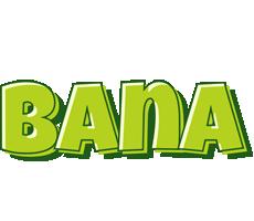 Bana summer logo
