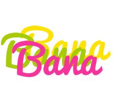 Bana sweets logo