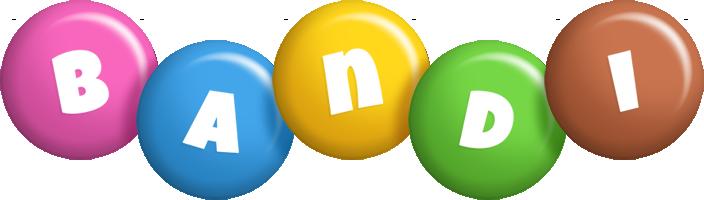 Bandi candy logo