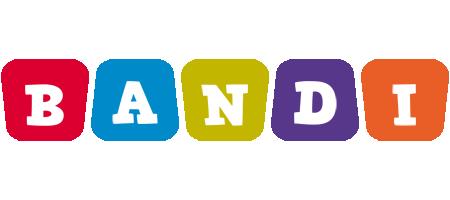 Bandi daycare logo