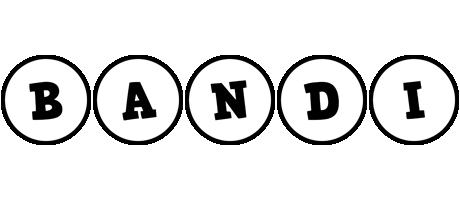 Bandi handy logo