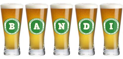 Bandi lager logo