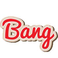 Bang chocolate logo