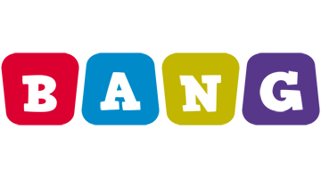 Bang daycare logo