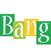 Bang lemonade logo